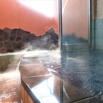「日本名湯百選」に選ばれる良質な湯は肌ざわりが柔らかく、湯上りには肌がしっとり。