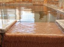 源泉かけ流しのお風呂