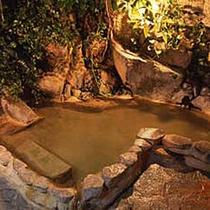 湯の華岩風呂