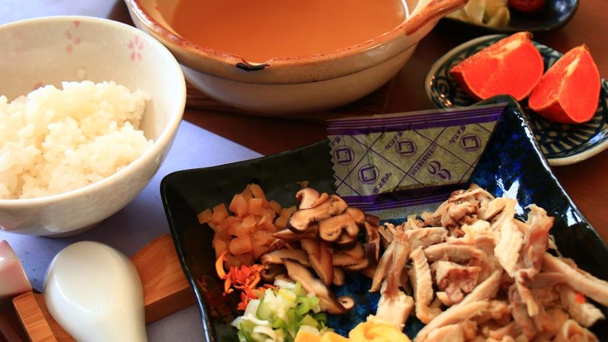 ★鶏飯膳★
