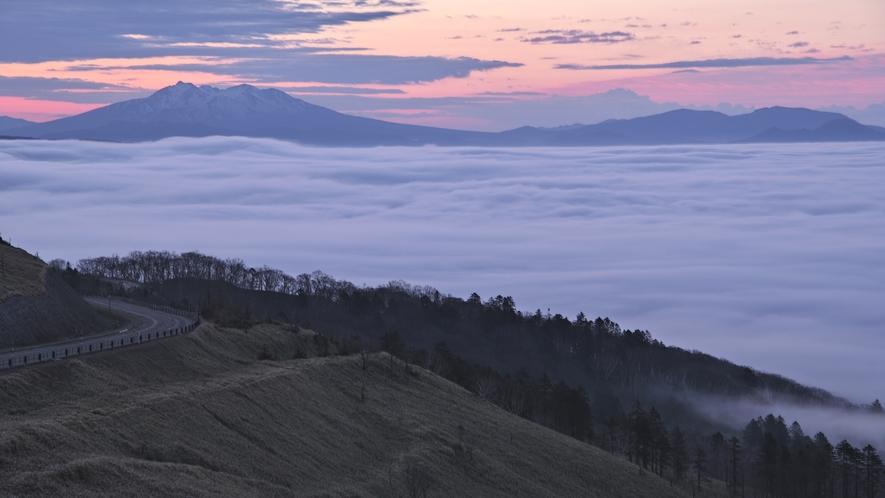 雲海の美幌峠