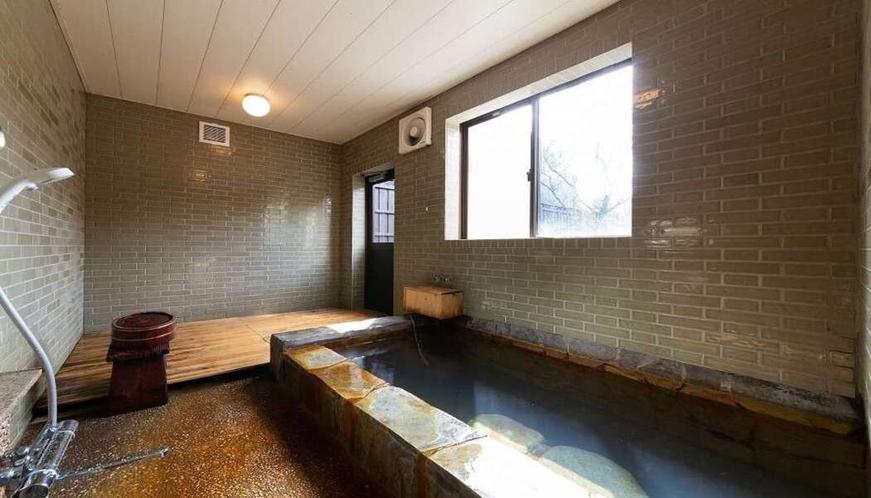 【メゾネットツイン】切石の内湯風呂