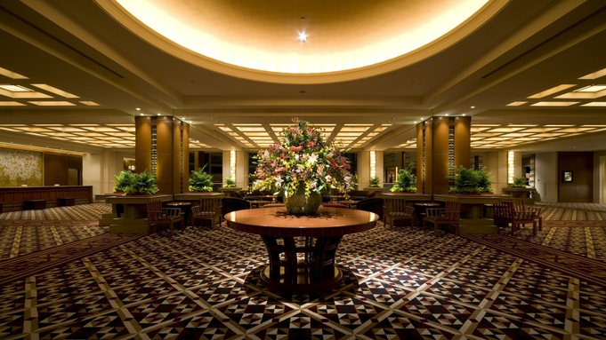 帝国ホテル 大阪 長期滞在プラン【5泊限定】スーペリアツインルーム(40平米)【室料のみ】