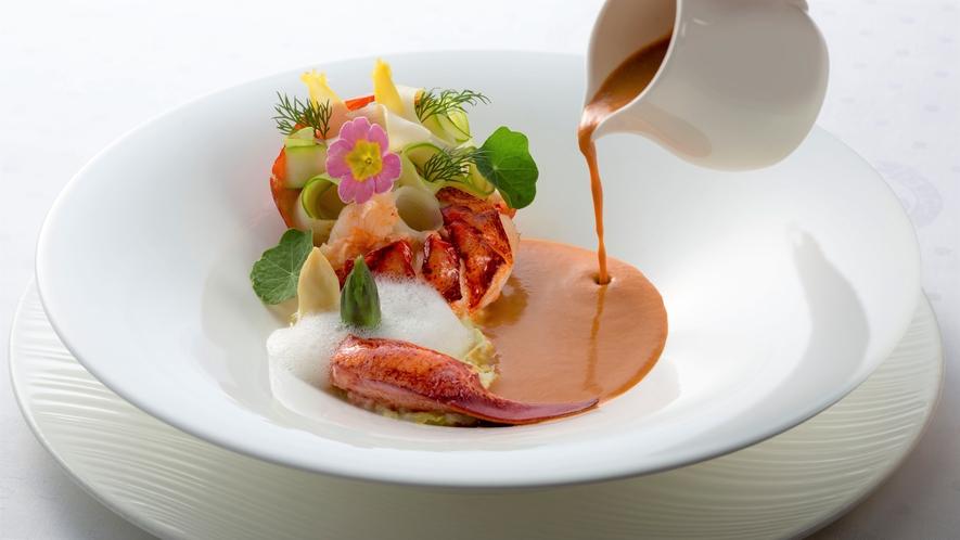 レ セゾン 料理イメージ