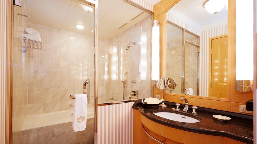 バスルーム(40平米のお部屋)
