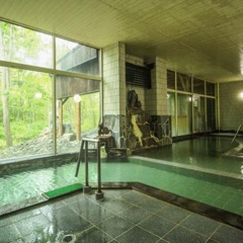 大浴場(万年の湯)