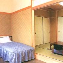 【お部屋】和洋室