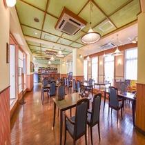 *【お食事処:和風レストラン「茶膳亭」】ごゆっくりお召し上がりくださいませ。