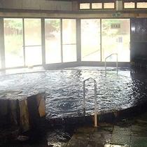 【温泉】1週間置きに男風呂と女風呂が入れ替ります