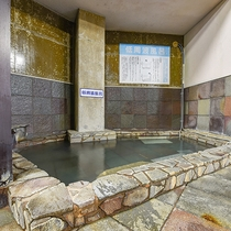 *【大浴場・女湯】肌にしみこむような泉質の温泉は上がってからも身体ポカポカ♪