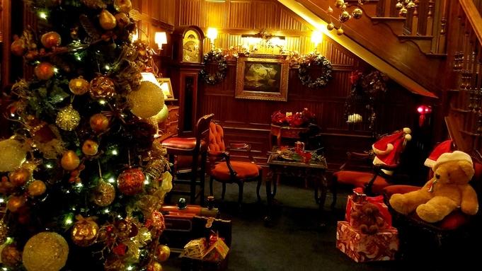 【X'mas特別プラン】室数限定☆スパークリングワイン&クリスマスケーキをプレゼント♪