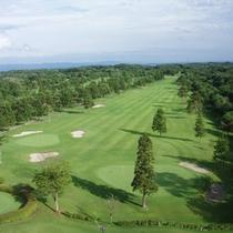 ■ゴルフコース