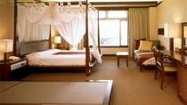 【部屋】オリエンタル館和洋室ダブル