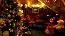 ヨーロピアン館 クリスマス装飾ロビー