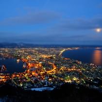 *周辺観光/函館山からの夜景は、一見の価値あり!