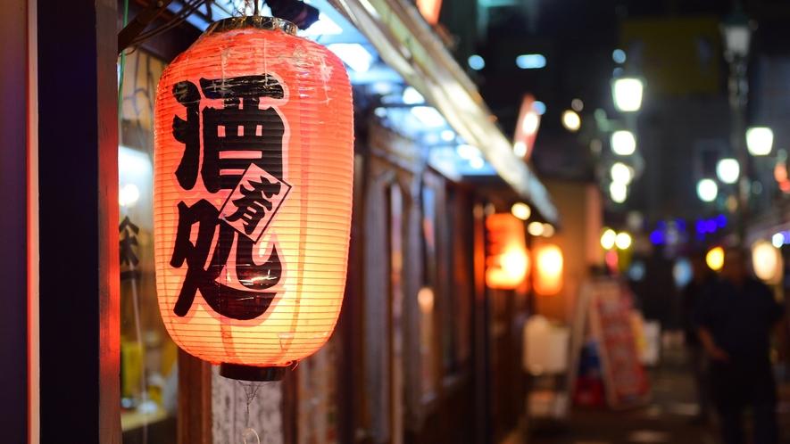 *周辺観光/函館駅前は、飲み屋が沢山ございます。