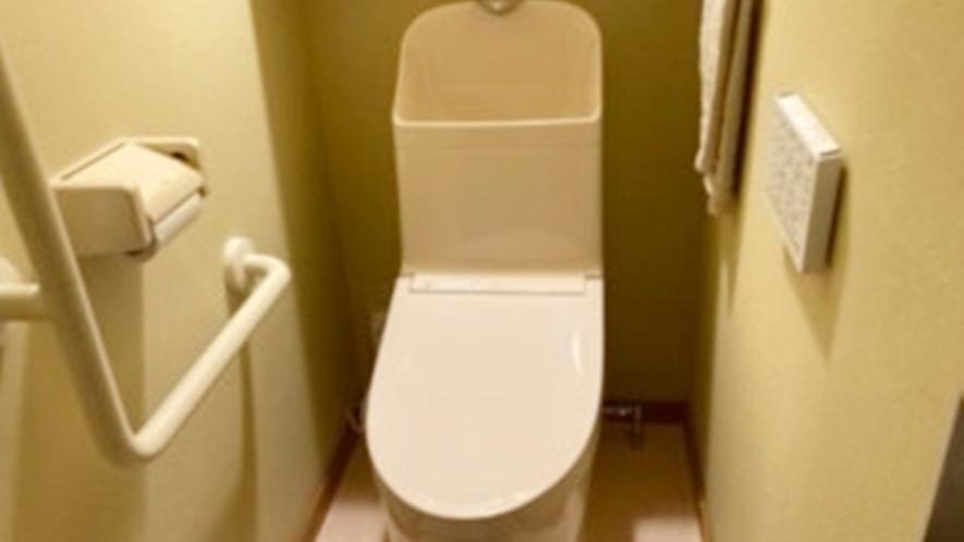 *館内設備/洗浄機能付きトイレ