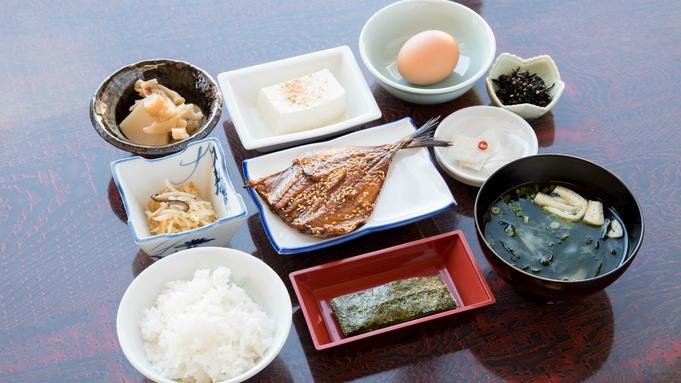 ≪朝食付き≫朝から壱岐の海の幸♪一夜干しなど充実の和定食