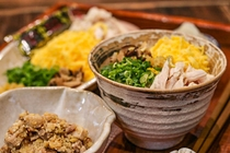郷土料理鶏飯
