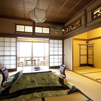 基本客室 -standard- 大正クラシック 和室8畳