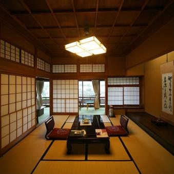 あやめの間-special-歴史ある特別なお部屋 和室10畳