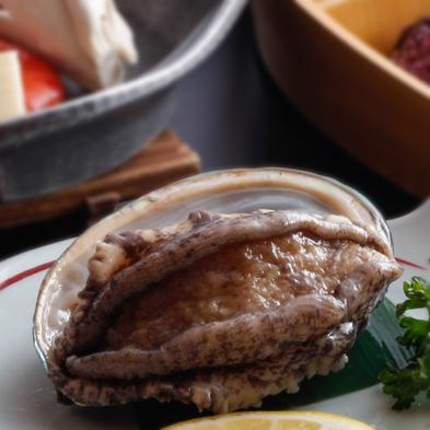 """【鮑付き】 """"月会席""""基本のご夕食にもう一品!新鮮なアワビをお好みの調理法で♪"""