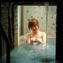 貸切風呂『夢蔵』 トンネル風呂