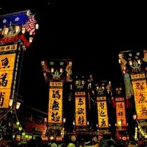 石崎奉燈祭(8月第1土曜日)