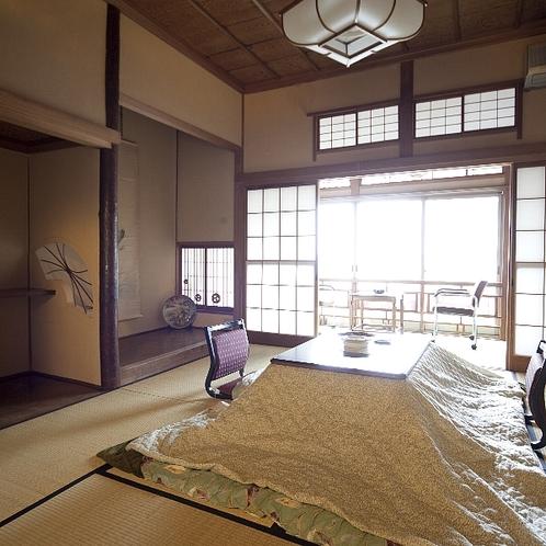 基本客室の一例