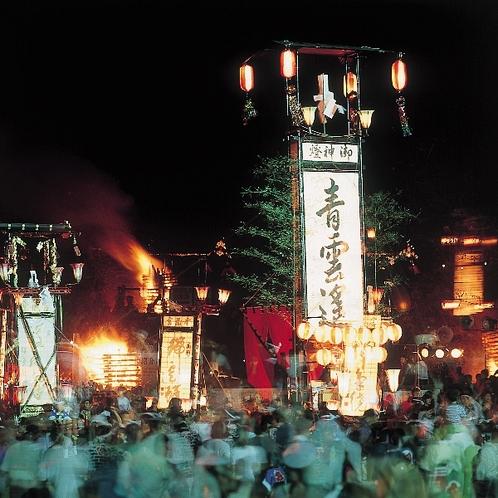NHK連続ドラマにも登場した『輪島大祭』(8月22日~25日)