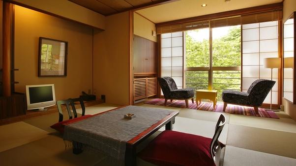 【牡丹】和室8畳(バス付・禁煙室)