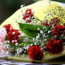 ■オプション 花束