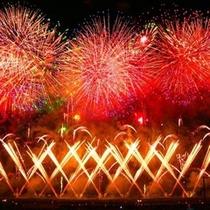 ■大曲の花火競技大会