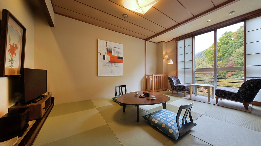 【藤】和室8畳(アウトバス)