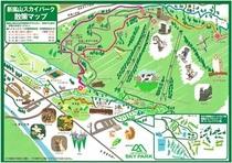 【ハイキングコース】全部で4コースあります。