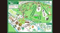 【ハイキング】コースマップ