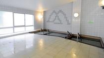 【大浴場】広々とした大浴場は日帰りでのご入浴も可能となっております。