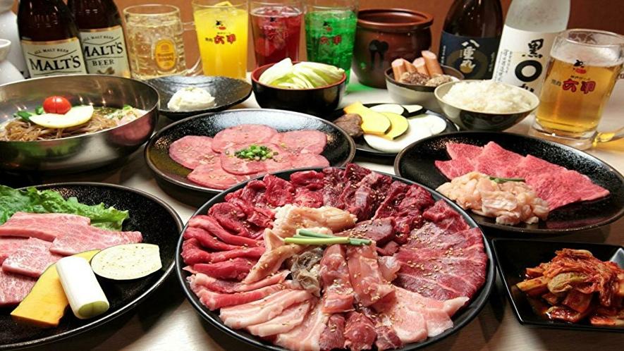 【2食付】近隣店での夕食券も付いて安心お得!(朝・夕食付)プラン