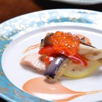 *【お夕食例/特別皿】季節に合った旬ものをご用意いたします。