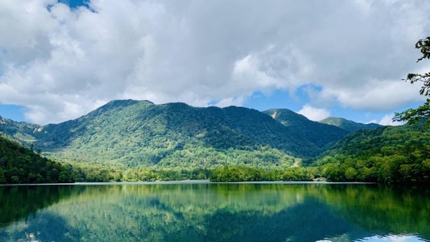 *夏/湯ノ湖