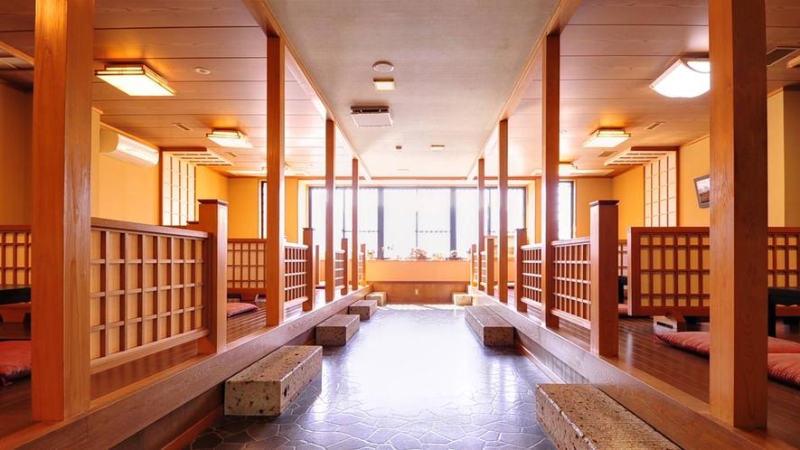 *お食事処【見晴らし茶屋】中禅寺湖を一望できるお食事処。地元の幸をごゆっくりご堪能下さい。