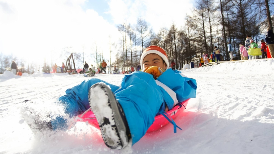 *日光湯元温泉スキー場まで20分!丸沼高原スキー場まで40分!
