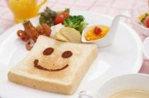 【御食事処 兆】宿泊プラン:お子様用朝食イメージ