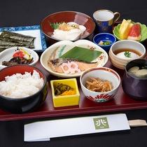 *朝食(和食/一例)/選べる朝食☆ご飯派の方には和朝食をご用意いたします。