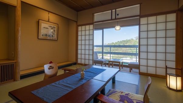 【東館】緑翠亭(和室or和洋室) ◆夕食ブッフェ