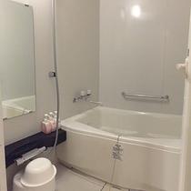 ミドルツインの洗い場付バスルームです。
