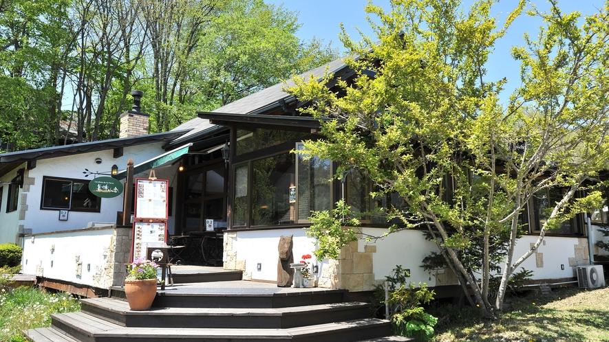 *農園レストラン美味小舎「レ・プラ・ドゥ・ラ・テール」/野菜ソムリエがいる店