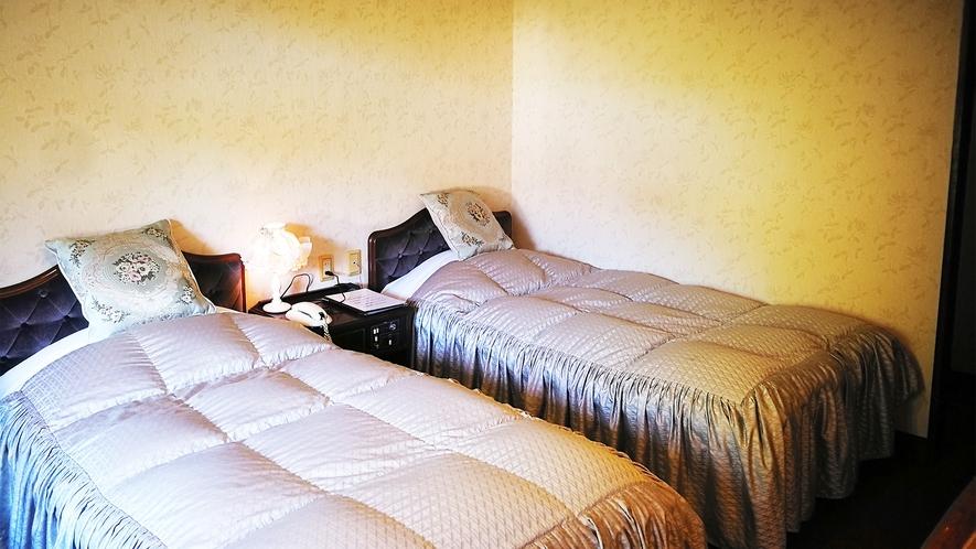 *部屋一例(ツイン)/カップルやご夫婦におすすめのお部屋。