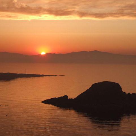 夕日ヶ丘展望台