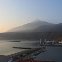 【秋の利尻】ペシ岬の展望台からの景色も◎